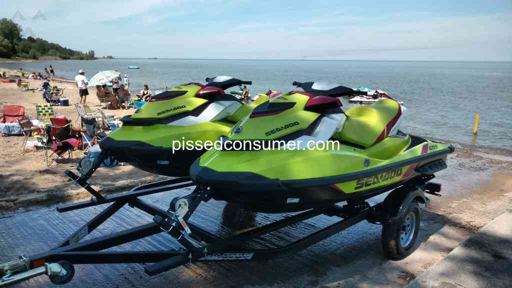 36 Sea Doo Reviews and Complaints @ Pissed Consumer