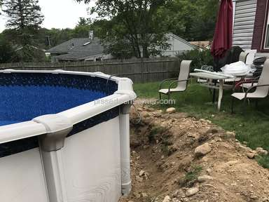 Namco Pools Pool Installation review 212796