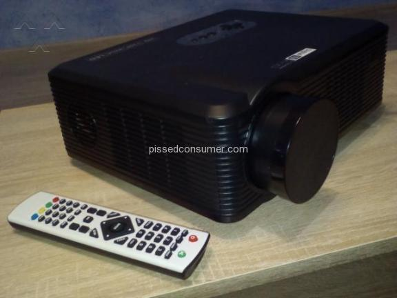 Excelvan Cl720d Projector