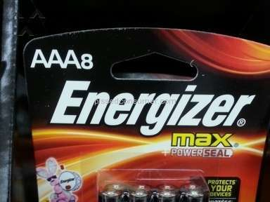 Energizer Battery Leaked in Flashlight