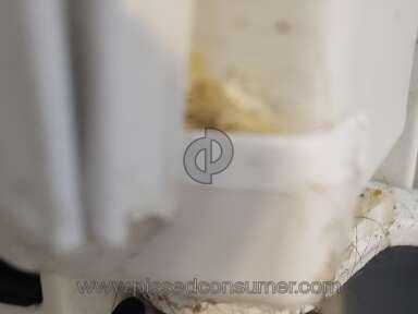 Kenmore - Broken ice maker from factory defect