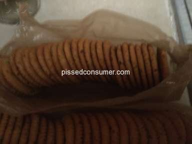 Ritz Crackers Food review 298468