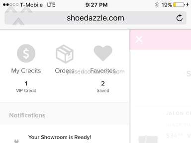Shoedazzle - Why skip the month only to still get charged?