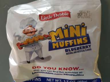 Moldy Muffins - Little Debbie