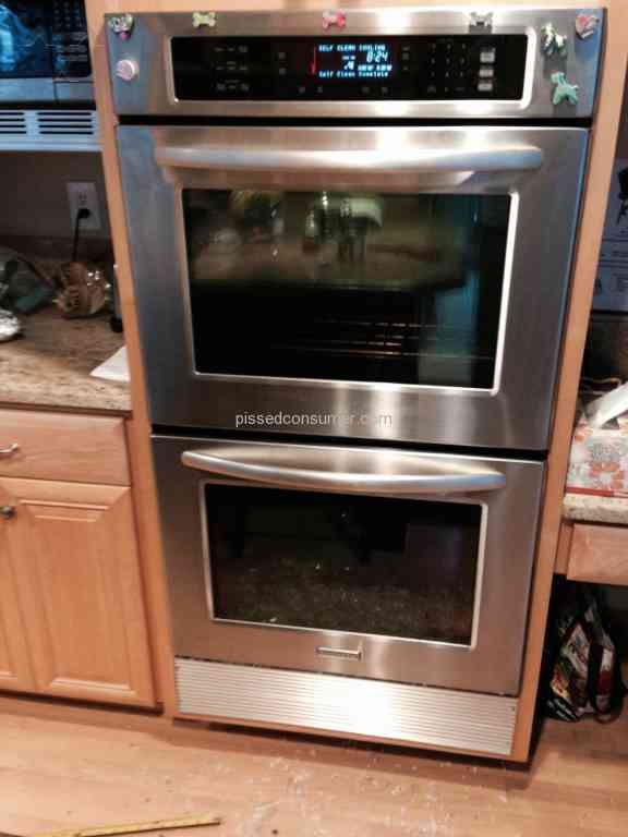 KitchenAid Kebs277Sss02 Oven Review 255362