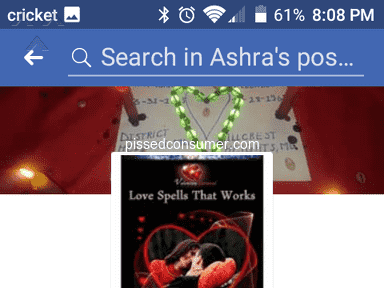 Ashra Spellcaster Astrology review 340592