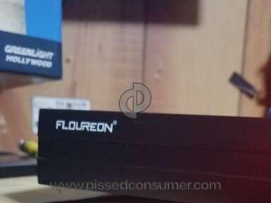 I bought a floureon dvr 8 camera