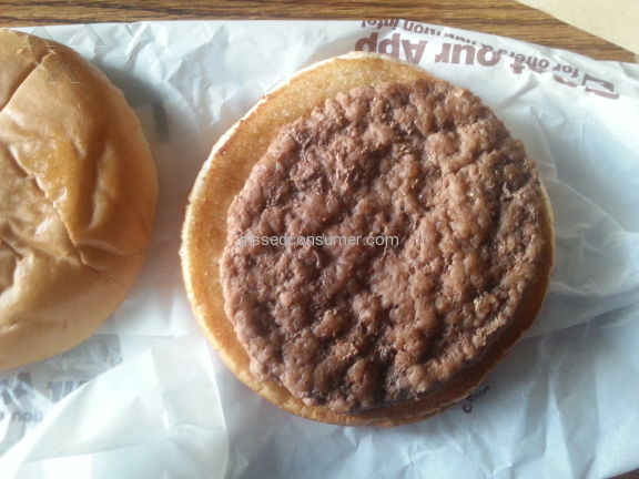 Mcdonalds Hamburger