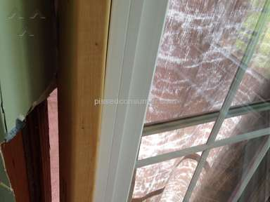Window World - Bay window installation