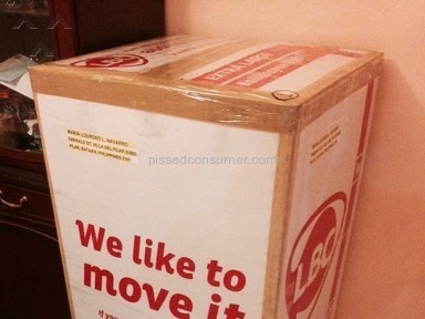 Lbc Express Delivery Service review 169768