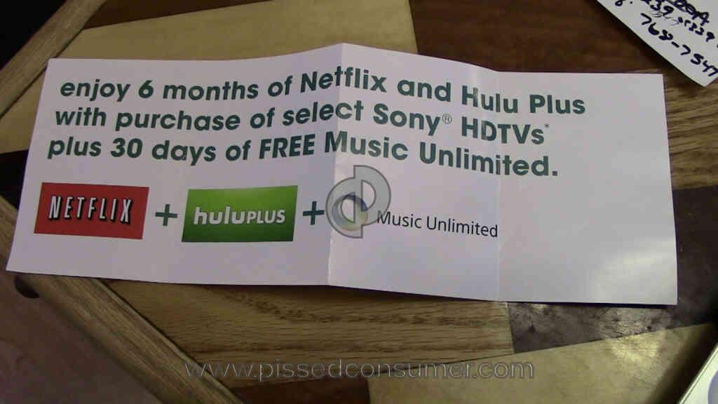 netflix 6 months free