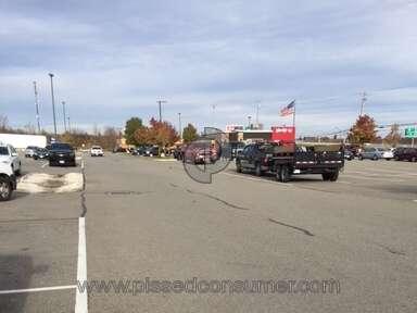 Menards Parking review 282982