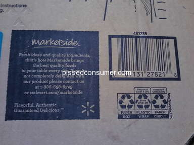 Marketside Ultimate Meat Pizza review 310564