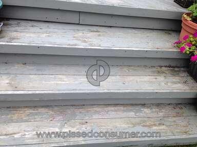 Behr Premium Deckover Deck Paint review 382630