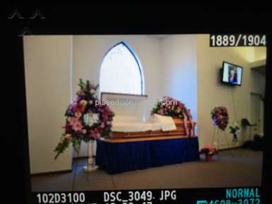 Avasflowers - FUNERAL STARTED WITHOUT FLOWERS THANKS TO AVAS FLOWERS!!!  THEY TOLD ME THEY WOULD ARRIVE THE EVENING BEFORE!!! PARTIAL DELIVERY CAME AFTER FUNERAL STARTED.