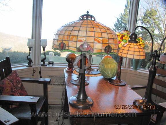 Handel Lamps Lamp