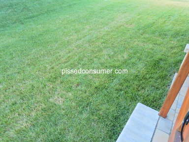 TruGreen - Lawn is NOT Being CARED for by your Lawn CARE Service.