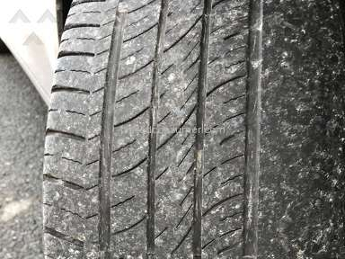 Discount Tire - Copper C5 very bad tires
