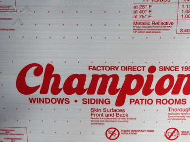 Champion Windows Door Installation review 188042