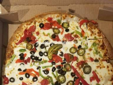 Dominos Pizza Pizza review 799202