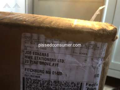 Fedex Home Delivery Service review 327384