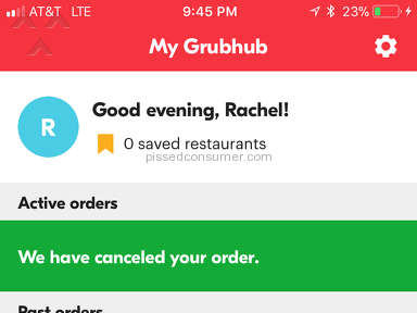Grubhub Delivery Service review 268066