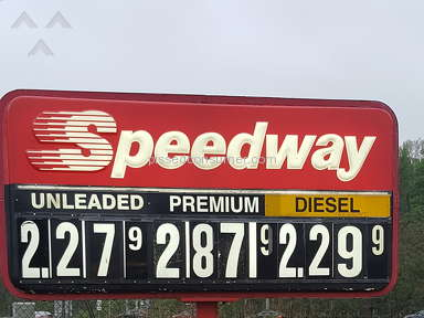 Speedway Gas Station - Ripped off at the Speedway Diesel pump