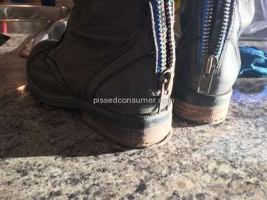Steve Madden - Boots pic attached