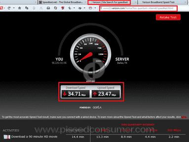 Verizon Internet Service review 15475