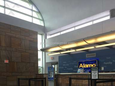 Alamo Car Rental review 104811