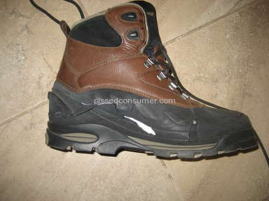 Columbia Sportswear - Wow, What a piece of crap..............can I say that?  Men's winter boots fell apart.
