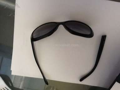 Ray Ban - RayBan glasses Jackie Ogh - purchased defective and nobody wants to take charge