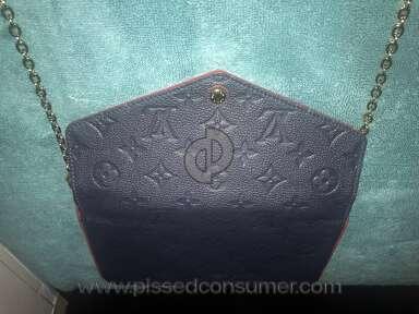 Louis Vuitton Pochette Felicie Wallet review 301220