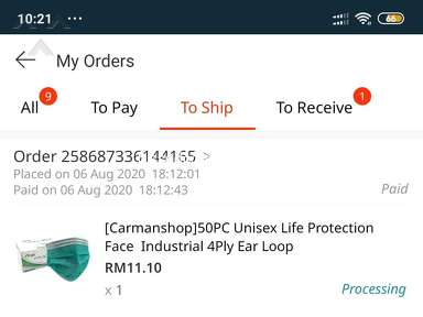 Lazada Malaysia Auctions and Marketplaces review 741421