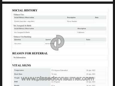 CVS Pharmacy Prescription Refill review 1040227