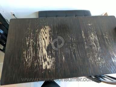 Ashley Furniture - Poor customer service