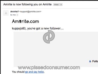 Amirite Account review 266350