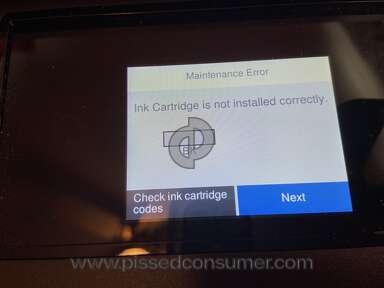 Epson Wf3720 Printer review 724479