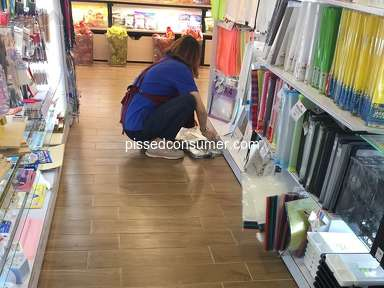 Daiso - Rude Staff