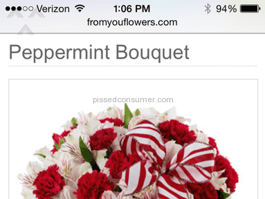From You Flowers Bouquet review 54297