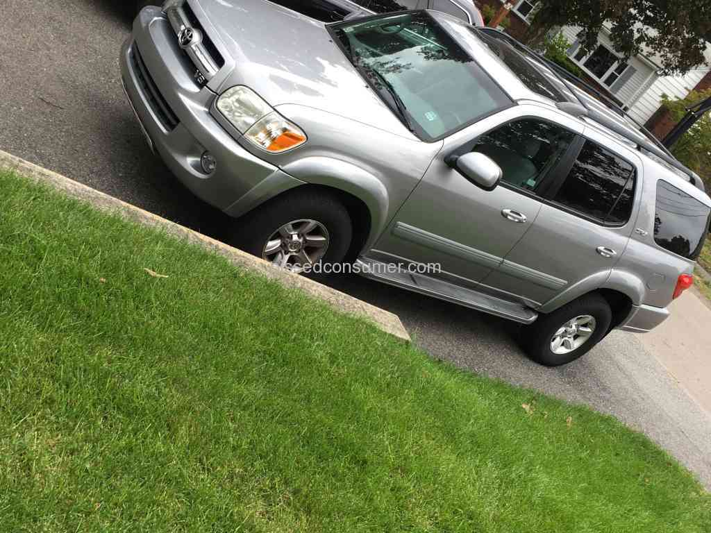 Toyota Sequoia Rusted Frame Recall Framebob Org