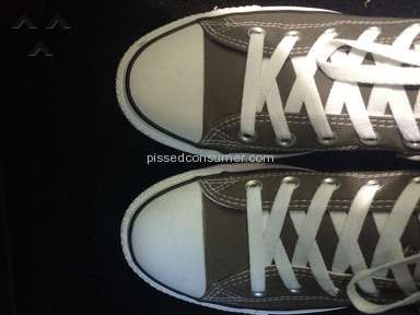 Converse Sneakers Review from Fort Worth, Texas
