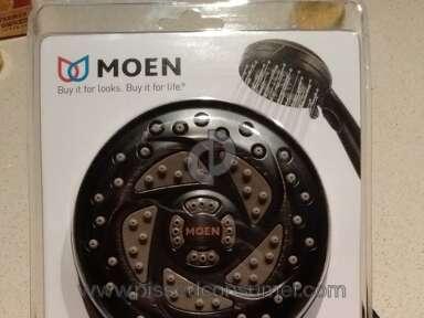 Moen 26040Brb Shower Head review 248150