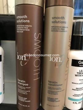 Ion Professional Products Hairspray