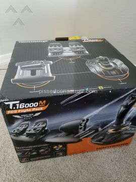 Thrustmaster Flight Pack Pc Game Controller