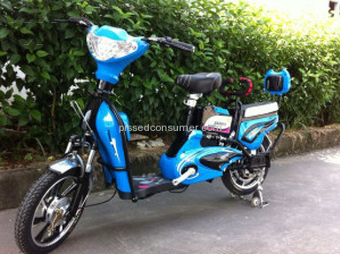Skiron Bikes Bicycle review 140251