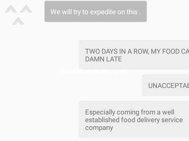 Foodpanda Food Delivery review 297360
