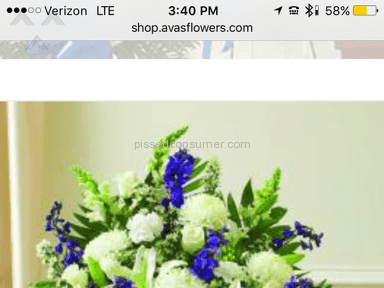 Avasflowers Flowers review 121237
