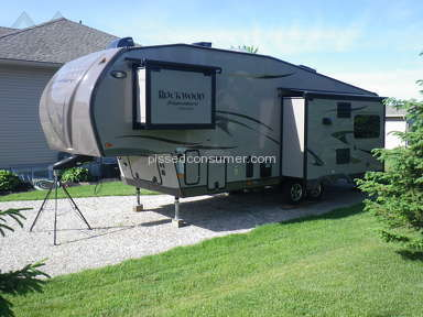 Forest River 2014 Forest River Rockwood Signature Ultra Lite 8282ws Rv review 139795