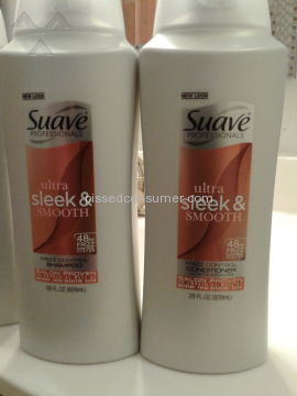 Suave Ultra Sleek And Smooth Conditioner